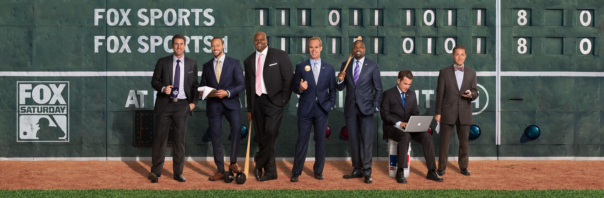 Fox Sports | MLB Wall