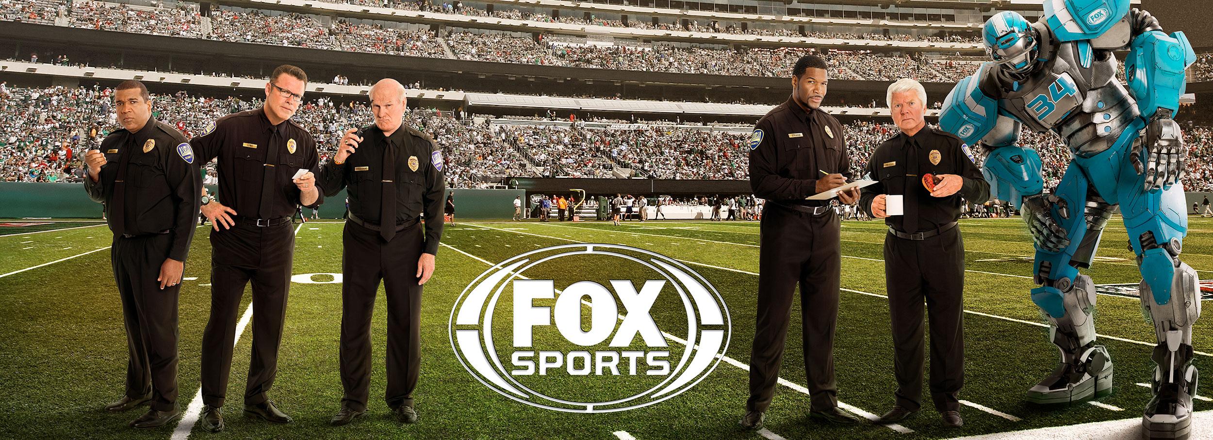 Fox Sports | NFL Lineup Wall