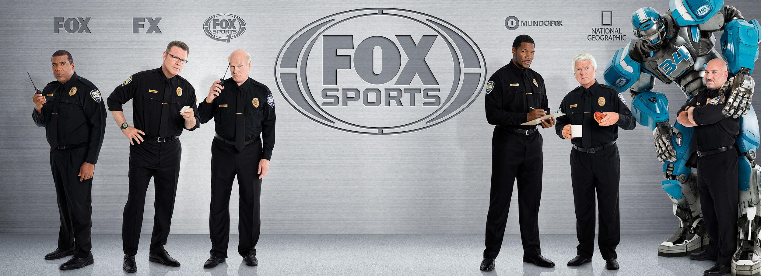 Fox Sports | NFL Security Wall