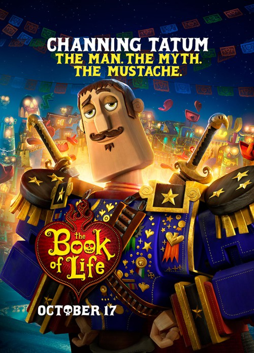 The Book of Life | Bus Shelter