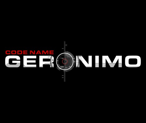 Code Name Geronimo | Logo