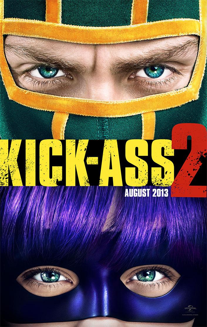 Kick-Ass | One Sheet