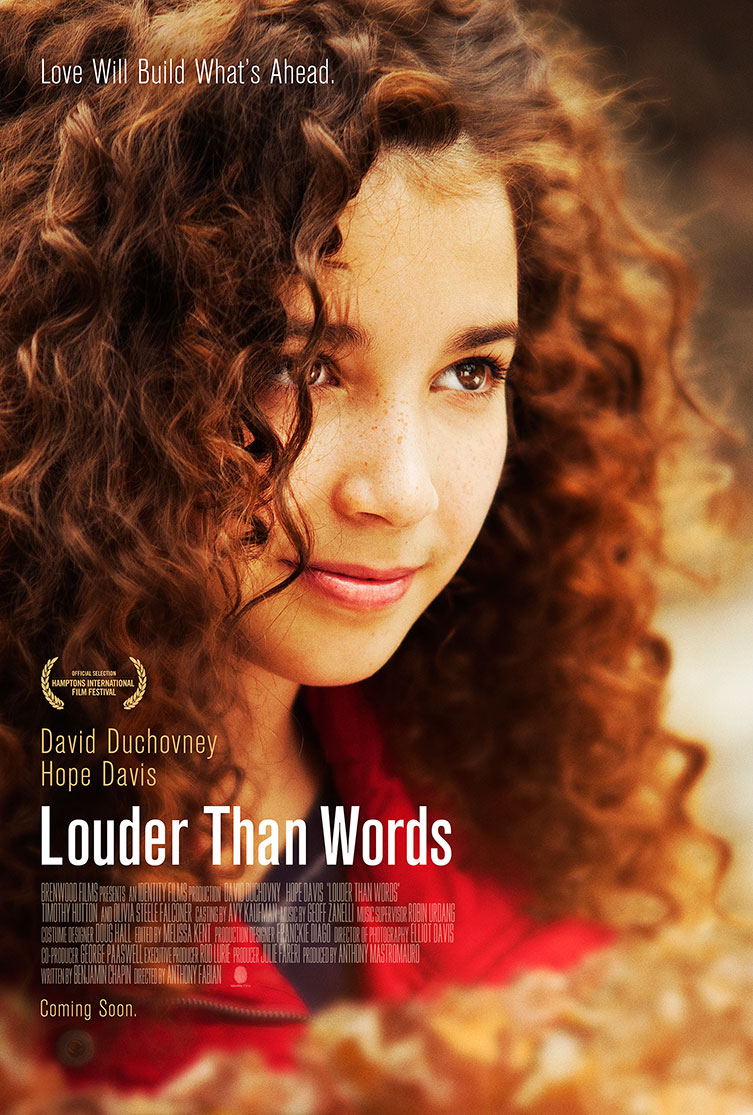 Louder Than Words | One Sheet