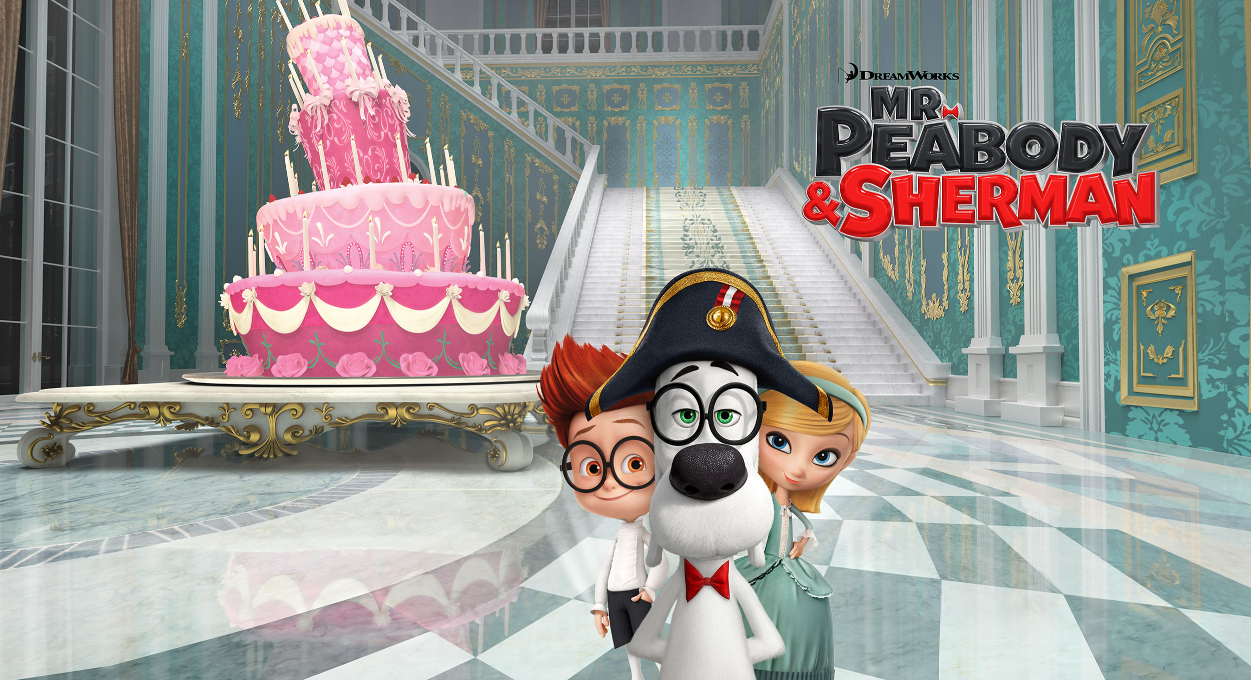 Mr. Peabody & Sherman | France