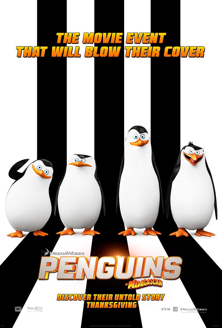 Penguins of Madagascar | One Sheet