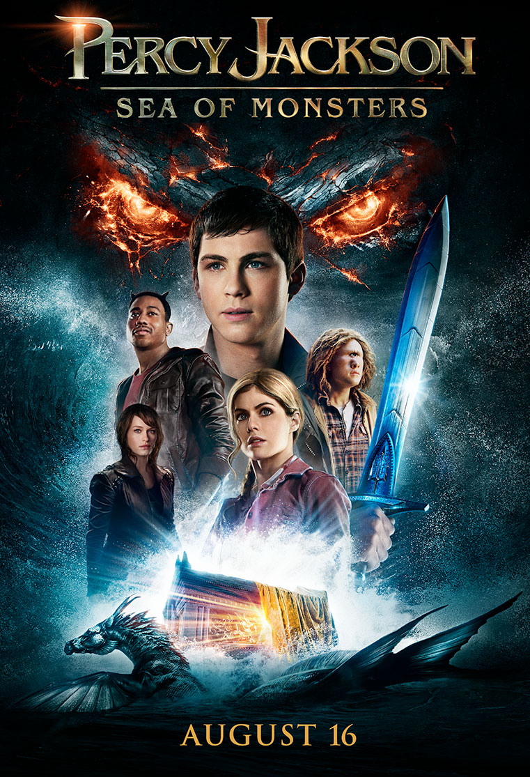 Percy Jackson | Banner