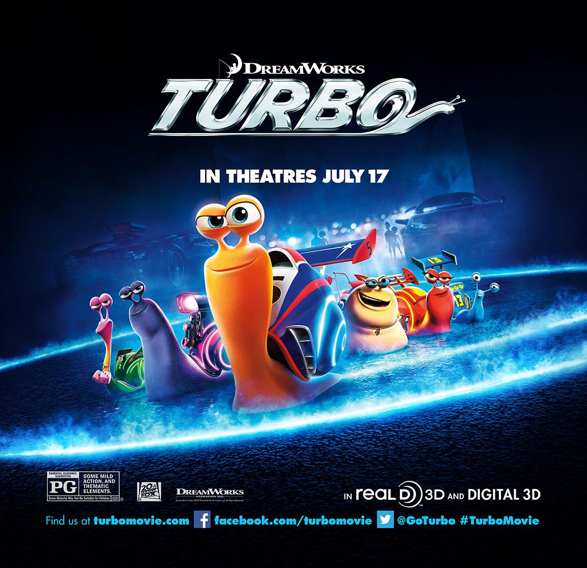 Turbo | Bus Wrap Back