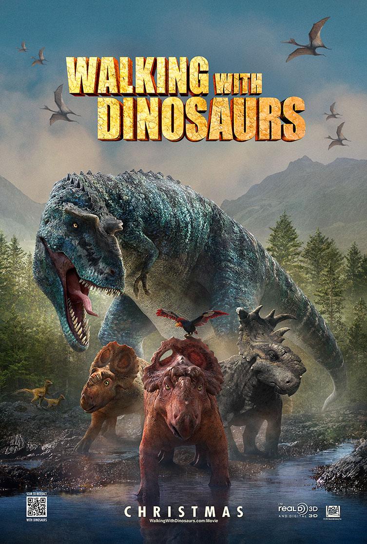 Walking With Dinosaurs | International Key Art
