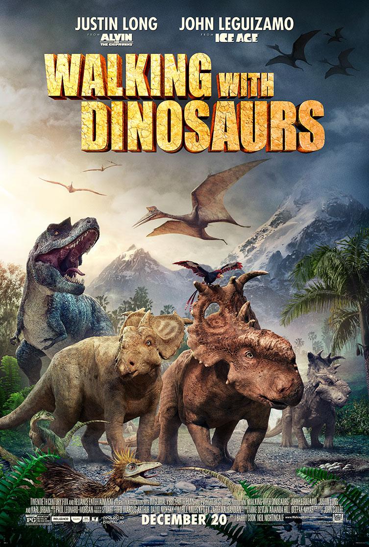 Walking With Dinosaurs | Key Art