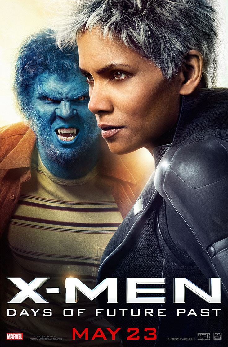 X-Men | Bus Shelter