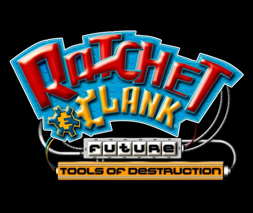 Ratchet and Clank | Logo
