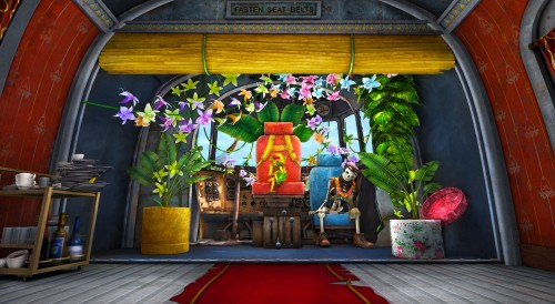 All Hail King Julien | Digital Background