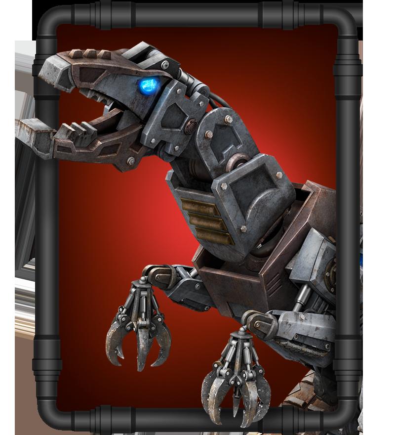 Dinotrux Pose Finishing