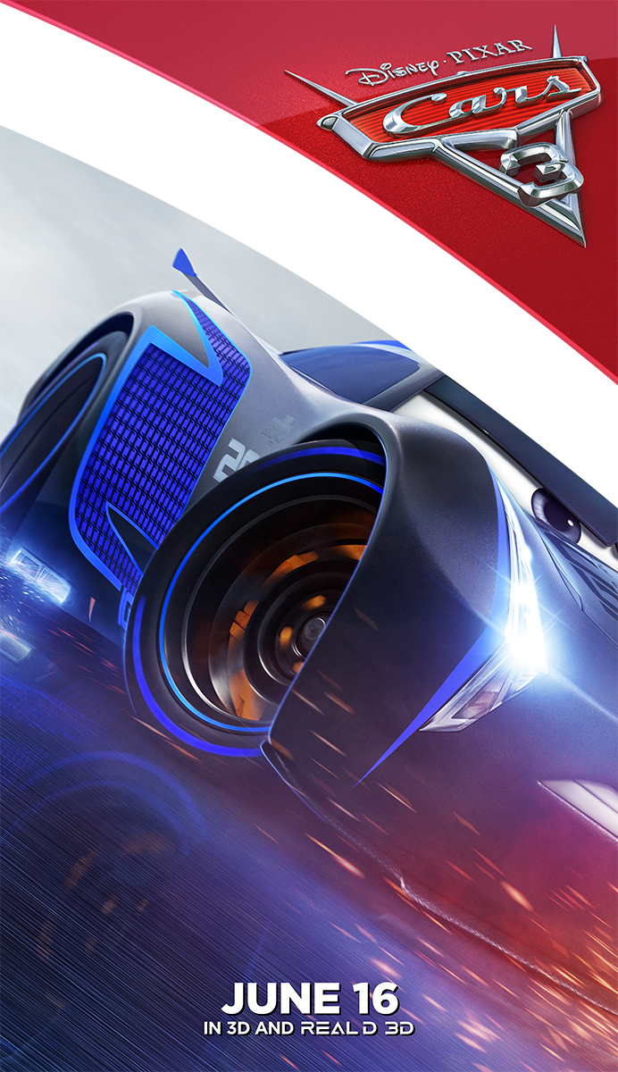 Cars 3   Storm Cling Concept, Finishing & Illustration