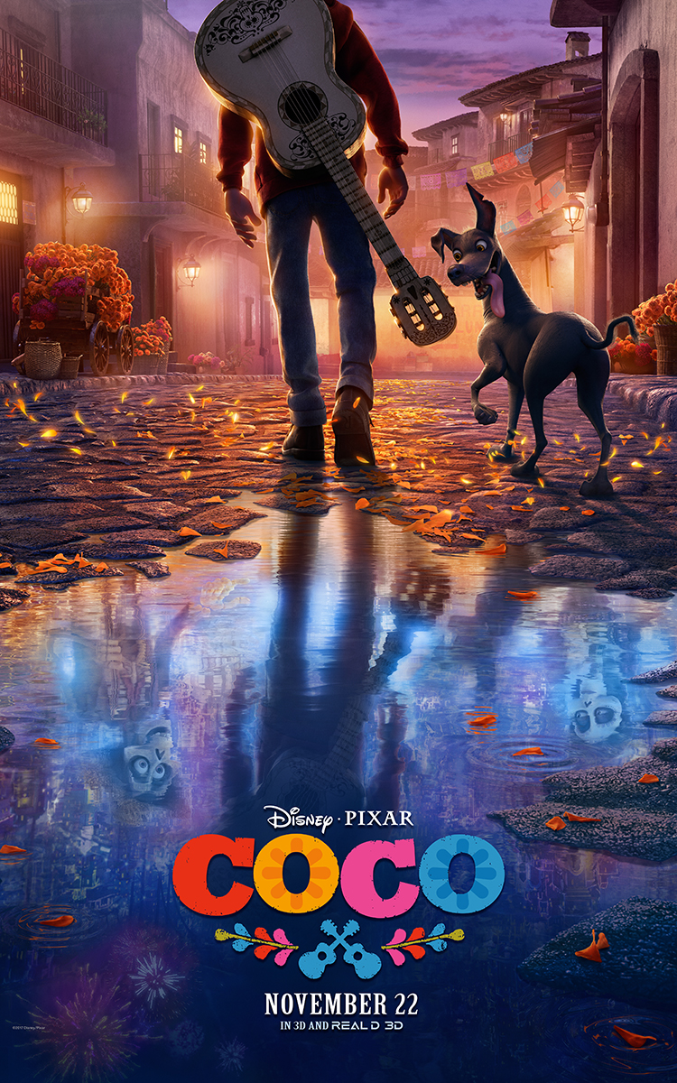 COCO | Banner Concept, Finishing & Illustration