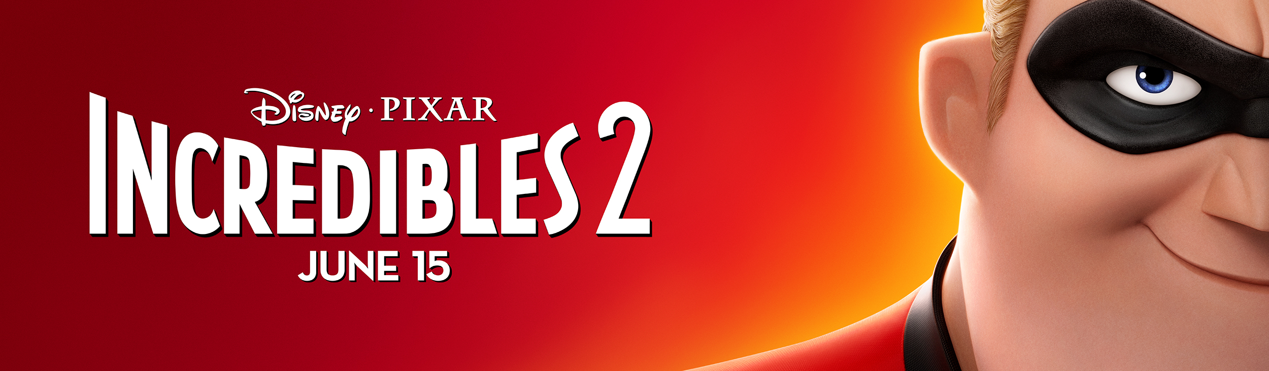 Incredibles 2 | Bob Billboard Concept, Finishing & Illustration