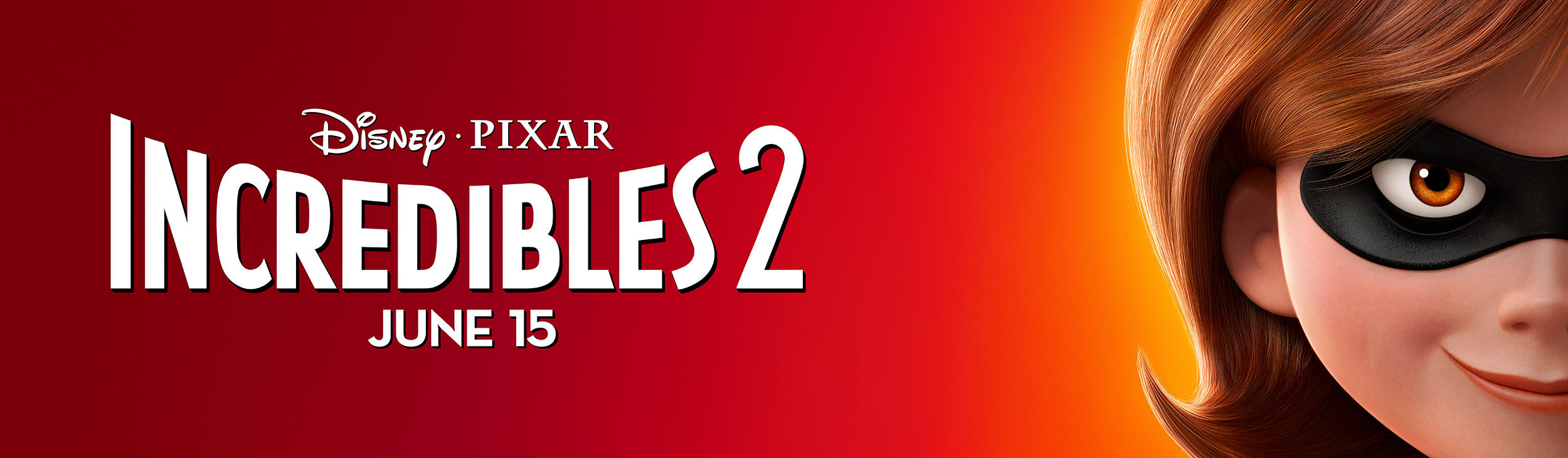 Incredibles 2 | Helen Billboard Concept, Finishing & Illustration