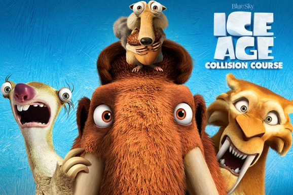 Ice Age: Collision Course Project