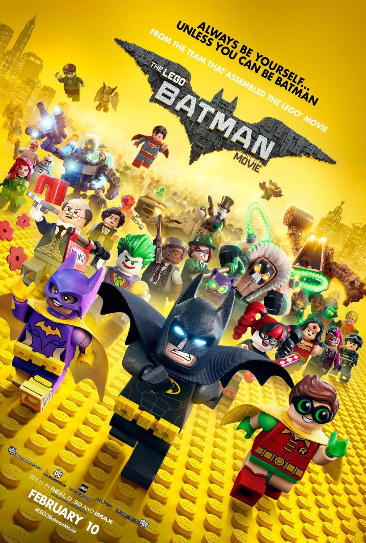 The Lego Batman Movie   Payoff Concept & Illustration