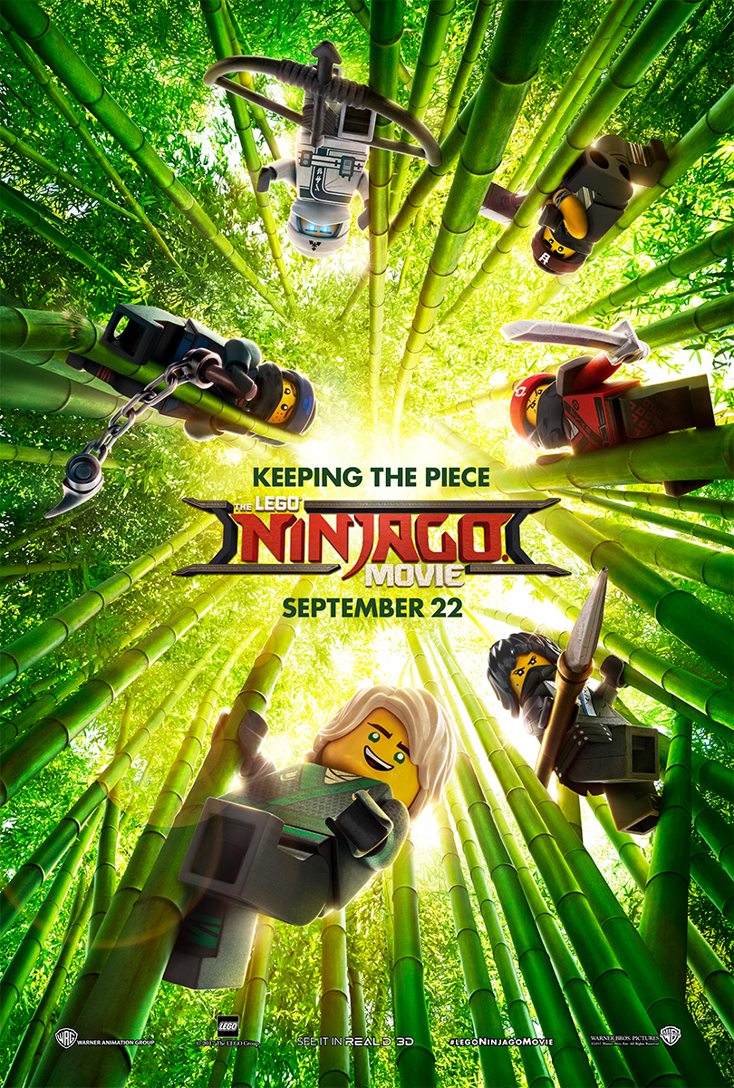 The Lego Ninjago Movie | Payoff Concept, Finishing & Illustration