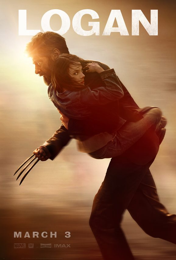 Logan | One Sheet Finishing & Illustration