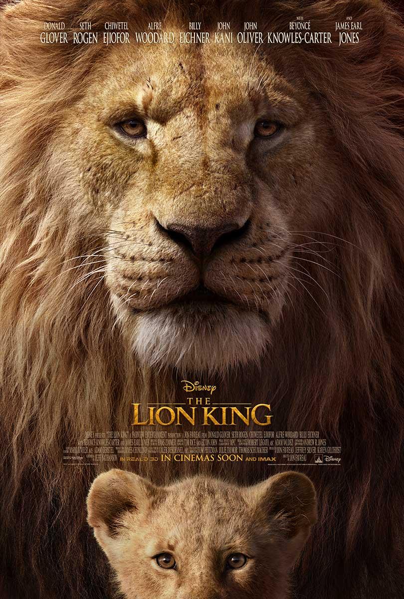 The Lion King | Finishing & Illustration