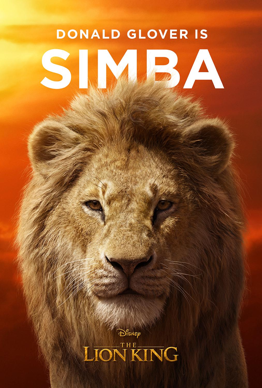The Lion King | Domestic Bus Shelter Finishing & Illustration