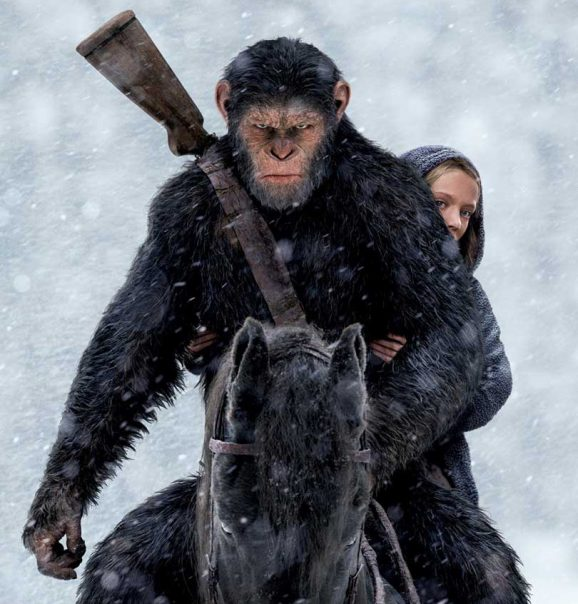 War for the Planet of the Apes Project