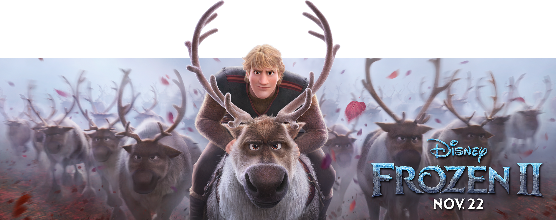 Frozen 2   Outdoor Concept, Finishing & Illustration
