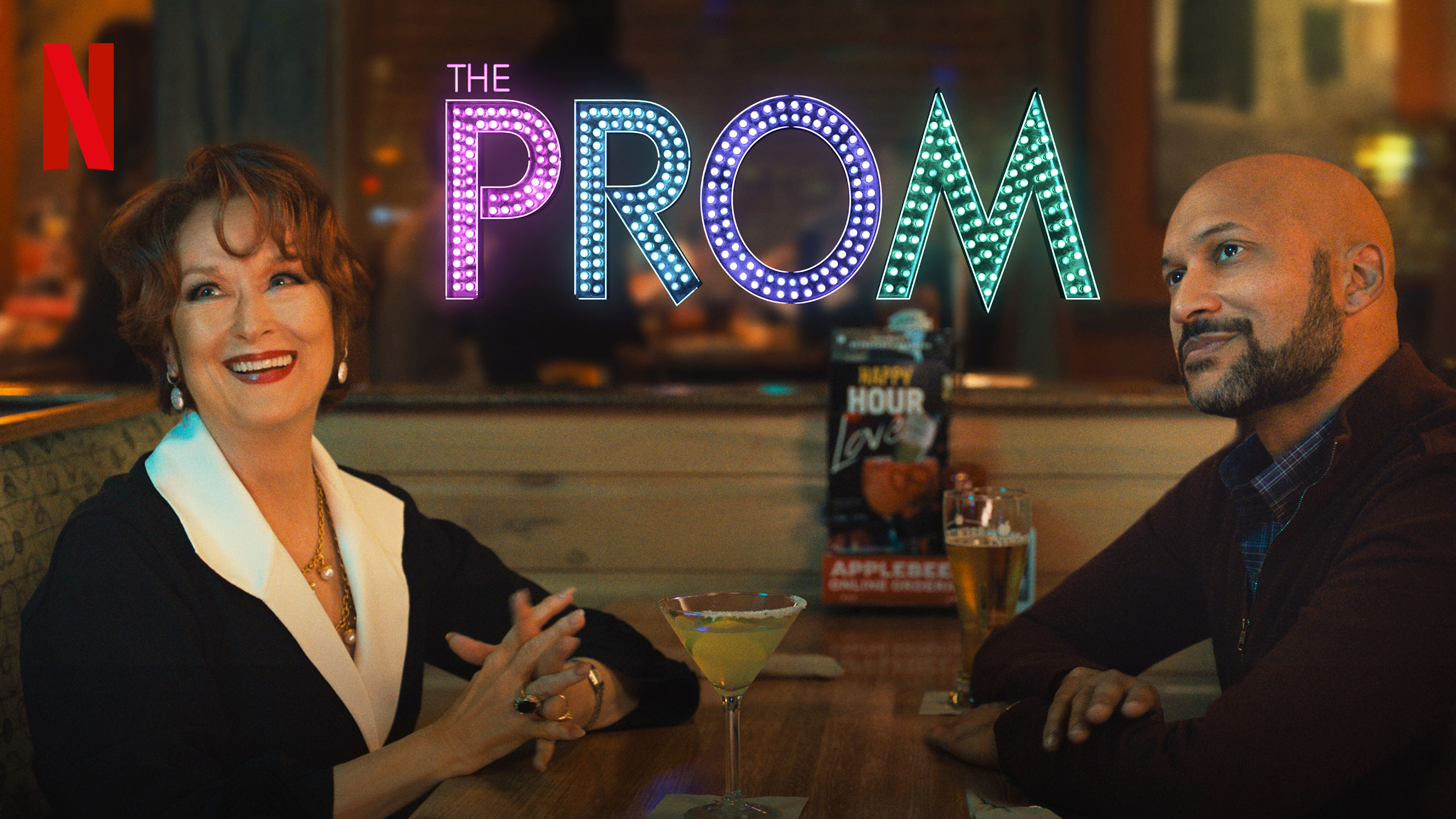 The Prom | Netflix DA Concept, Finishing & Illustration