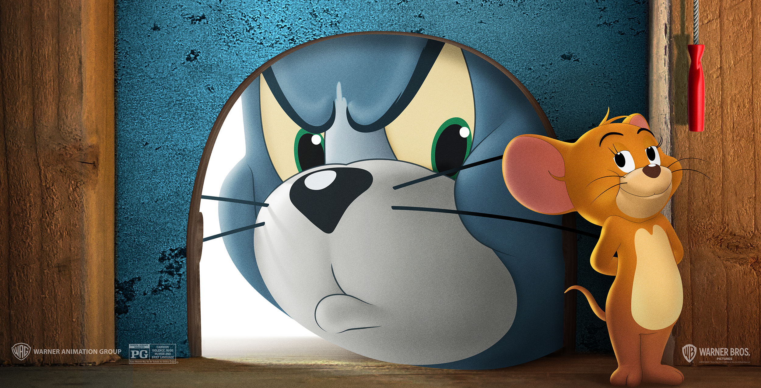 Tom and Jerry Project