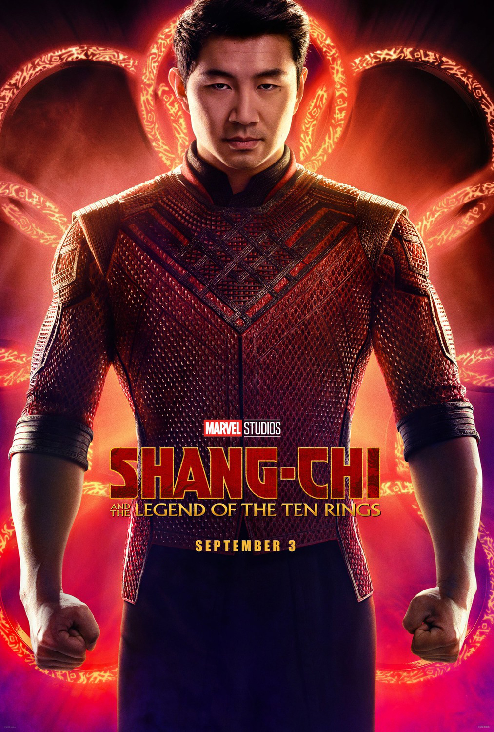 Shang-Chi and the Legend of the Ten Rings | Poster Finishing & Illustration